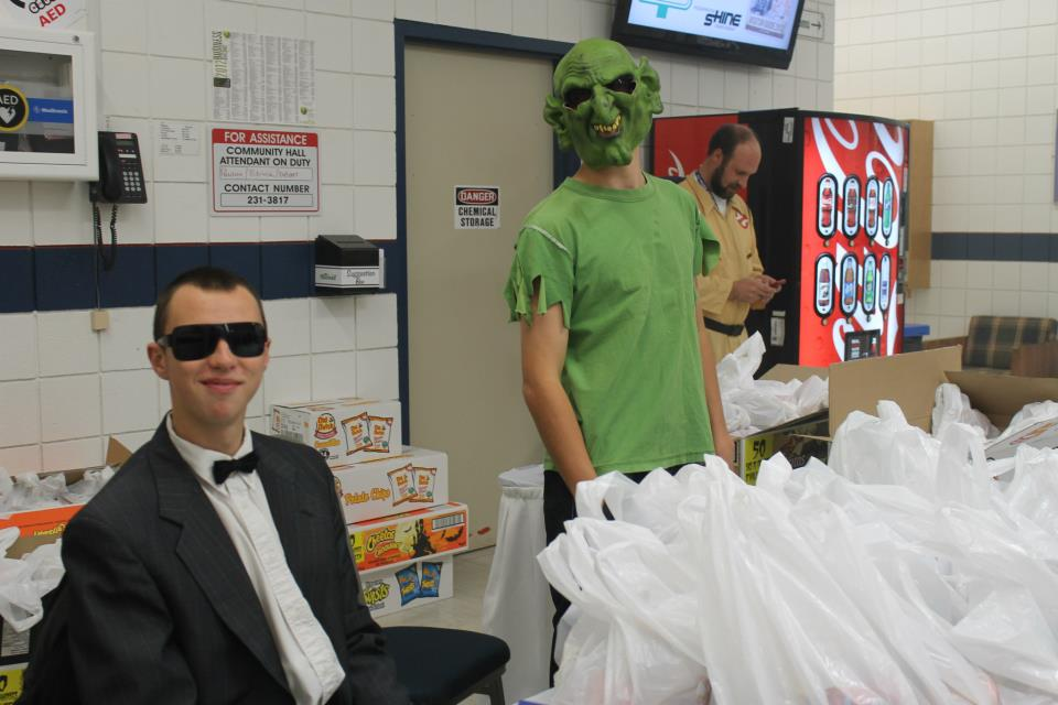 City of Humboldt Leisure Services Children's Halloween Party